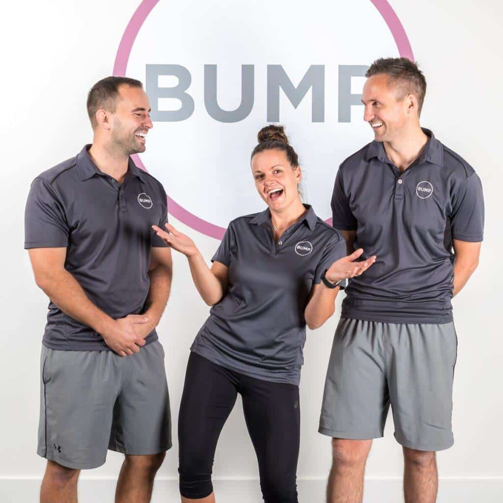 Bump Health Fitness Staff Members